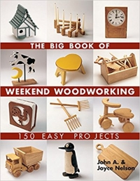 The Big Book of Weekend Woodworking Photo